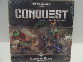 WARHAMMER 40,000 CONQUEST THE CARD GAME - LEGIONS OF DEATH EXPANSION - $24.18