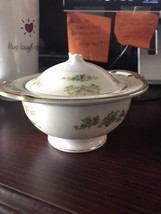 Meito China 5.25  Inch Sugar Bowl - $12.00