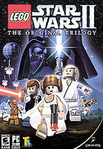 LEGO Star Wars II: The Original Trilogy (PC, 2006) Disc Only - No Case - $6.93
