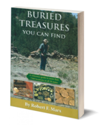 Buried Treasures You Can Find ~ Lost & Buried Treasure - $14.95