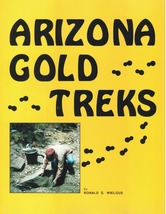 Arizona Gold Treks ~ Gold Prospecting - $15.95