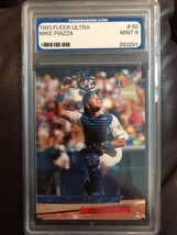 1993 Fleer Ultra Rookie #60 Mike Piazza Los Angeles Dodgers Pgs 9 Mint - $10.84