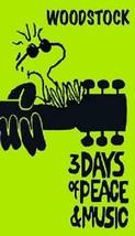 Woodstock Magnet #4 - $7.99