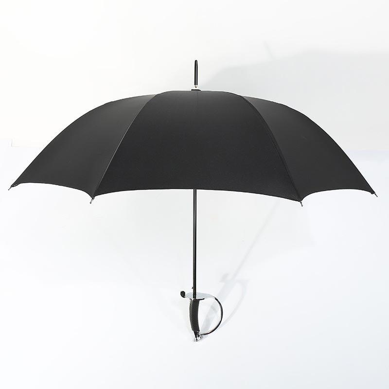 JPZYLFKZL8K katana umbrella Semi-automatic Increase Umbrella Female Male Car Lux