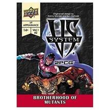 VS System 2Pcg: Marvel Brotherhood of Mutants - $13.49