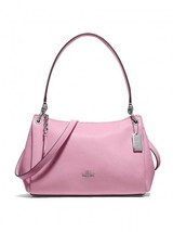COACH F73196 Tulip Small Mia Shoulder Bag - $99.99