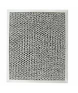 "GE WB02X10709 Aluminum Mesh Grease Range Hood 30"" Single Filter  - $26.50"