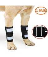 NeoAlly Dog Front Leg Brace Carpal Splint with Metal Spring Support for ... - $39.82