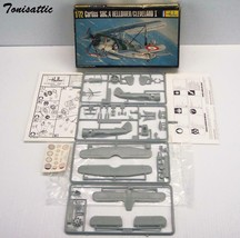 Heller 1/72 Curtiss SBC_4 HELLDIVER/CLEVELAND I Military Airplane Model ... - $9.74