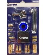 Kobalt - SGY-AIR200 - 18-Piece Air Compressor Accessory Kit Ensemble Wit... - $34.60