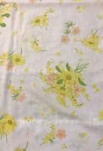 """Vintage Pillowcase Floral Printappro x. 20""""x31"""" - $4.99"""