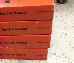 2018 Gm Buick Cascada Workshop Service Shop Repair Manual Set New 2018 Oem - $435.55