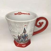 Walt Disney World Celebrating 40 Years Of Magic 16 Oz Coffee Cup Mug - $14.87