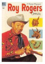 1992 Arrowpatch Roy Rogers Comics Trading Card #63 > Trigger > Happy Trail - $0.99