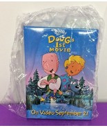 Doug's 1st Movie My Favorite Martian Disney Promo Pin Back Buttons NEW 1999 - $9.49