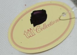 Tii Collection's G1840 Silver Glittery Decoration Spray image 3