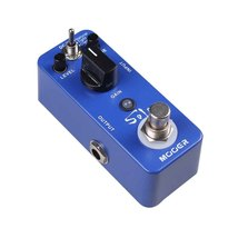 Mooer Solo Distortion True Bypass Guitar Effects Pedal - $59.80