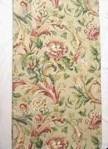 Waverly Pageantry Grandeur Floral 2-PC 96 x 84 Rod-Pocket Drapery Panels - $67.00