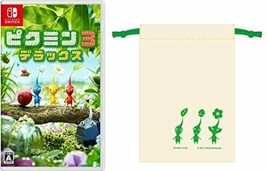 Pikmin 3 Deluxe -Switch (includes original drawstring purse) - $84.78
