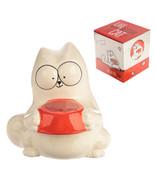 Simon's cat Money Bank, Cute Collectable Piggy Bank in Gift Box - $17.95