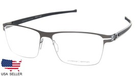 NEW PRODESIGN DENMARK 6145 c.6531 DARK GREY EYEGLASSES FRAME 54-17-135 B... - $123.73