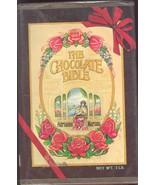 The Chocolate Bible Adrianne. Marcus HC 1979 - $4.90
