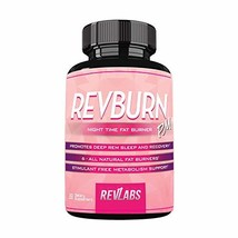 RevBurn PM Night Time Weight Loss for Her with Chamomile & Appetite - $45.91