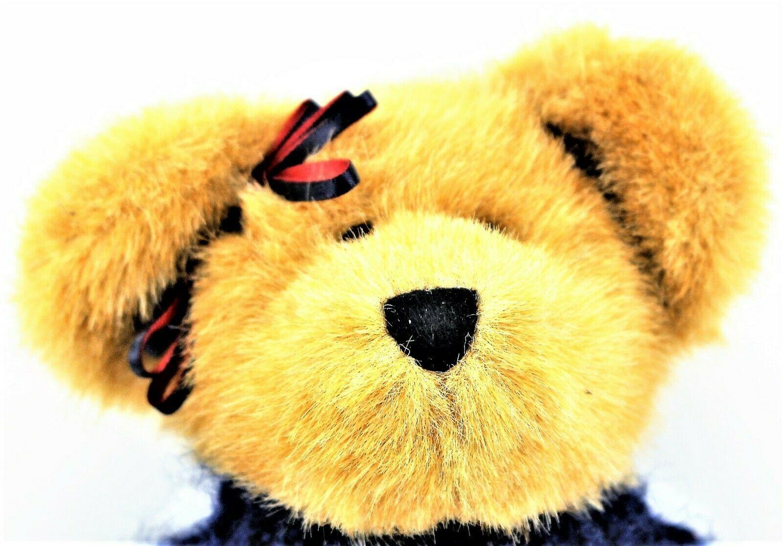 Boyds Bears Plush Tami P. Rally Plush Cheerleader Bear School Collection image 2