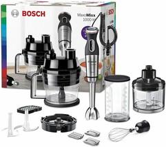 Bosch MaxoMixx MS8CM61X1 - Blender Hand, 12 Levels, Level Turbo, Cutter - $545.07