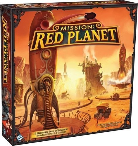 Mission: Red Planet Board Game [New]