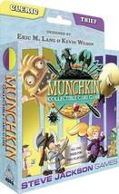 Cleric / Thief Munchkin - CCG - Dual Deck - Steve Jackson -=NEW=- - $14.20