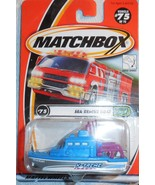 """Matchbox 2001 """"'Sea Boat Rescue"""" Extreem Rescue Series #75 of 75 On Seal... - $3.00"""