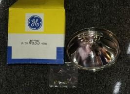 GE 33284 4635 - 450w 16.5v PAR46 G53 Sealed Beam Aviation Aircraft Light Bulb - $28.95
