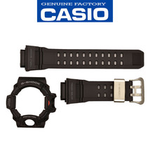 Genuine Casio  G-Shock Rangeman GW-9400 Rubber Watch Band Black Bezel Set - $79.85