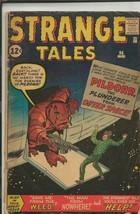 Strange Tales #94 ORIGINAL Vintage 1962 Marvel Comics 1st Pildorr Plunderer - $128.69