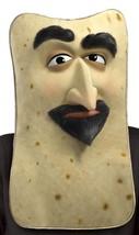 Lavash Mask Adult Sausage Party Animated Armenian Flatbread Food GC5602 - $42.99