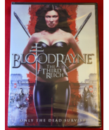 BLOODRAYNE: THE THIRD REICH- DVD- MOVIE- NATASSIA MALTHE- NEW- FREE SHIP... - $9.99