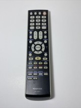 Genuine Toshiba WC-SBG1 TV VCR DVD Remote for MW26G71 MW30G71 Tested OEM - $13.81
