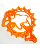 Miami Dolphins NFL Football Sports Logo Cookie Cutter 3D Printed USA PR972 - $2.99