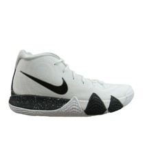 Nike Kyrie 4 TB Basketball Shoes Size 12 Men's Mid White Black NEW AV229... - $89.05