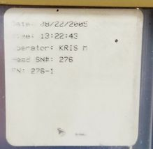 INGERSOLL-RAND 276-1 CYLINDER 403-340 403-341 120-304 403-343 403-460 SN276 image 5