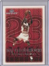 1999-2000 Upper Deck MVP Michael Jordan #203 Basketball Card - $1.75