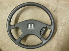 1986-1987 Honda Accord Steering Wheel Factory Honda - $78.21