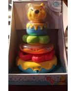 Disney Baby Winnie The Pooh Stacking Rings (LOC EC-10) - $23.36