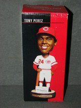 Cincinnati Reds Bobblehead: Tony Perez 2005 [NEW NEVER DISPLAYED] - $19.00
