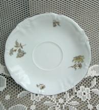 "Old Vintage Schwarzenbach Winterling Bavaria Empress 6"" Saucer Plate Ger... - $8.90"