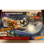 Hot Wheels Mario Kart Track Pack Set Build Donkey Kong Car NEW SEALED Ma... - $34.65