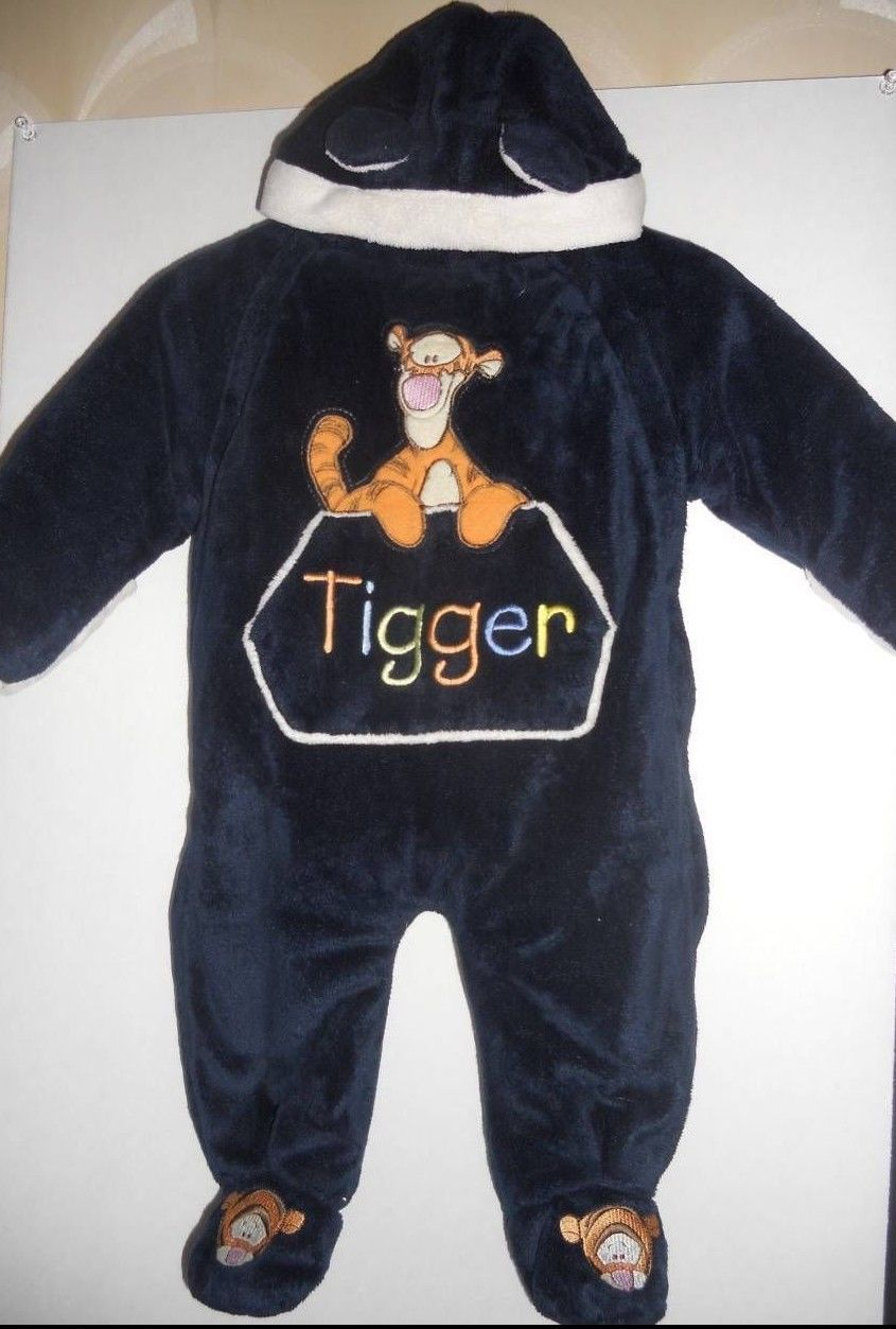 23c319289e1e Disney Snow Suit Tigger One Piece Bunting and 50 similar items