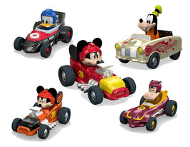 Mickey and the Roadster Racers Die-Cast Toys Halloween Collection - $51.36
