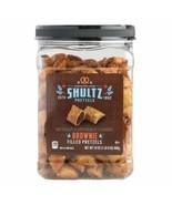 Shultz Brownie Pretzel Nuggets, 24 Ounce - $22.99